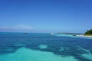 马尔代夫旅游 大四季兰达吉拉瓦鲁岛六星 蜜月亲子 六日自由行