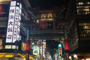 本州五大名城三温泉美食舒享6晚7日游_本州温泉推荐线路