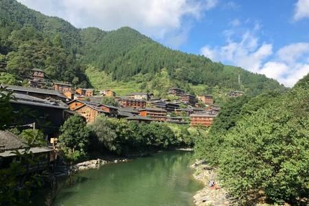 贵州大全景双飞8日游