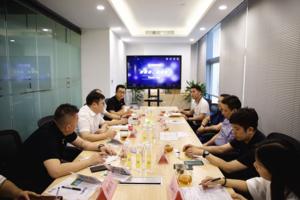 漳州旅投集团一行到访南京莫愁旅游  共谋目的地文旅融合发展