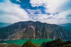 宜昌到重庆长江三峡游船 长江三峡到重庆快捷三日游 归来三峡