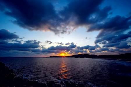 夏季去嵊泗旅游精品线:嵊泗南沙滩+六井潭和尚套二日宿名悦假日