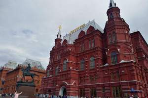俄罗斯双首都+金环谢镇+黄金三岛+双庄园9日游