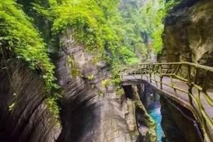 恩施+神农架-恩施大峡谷、魅力清江、神农架、三峡大坝八日游