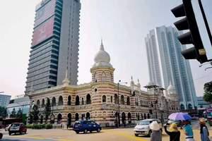 合肥到新加坡马来西亚双直飞五日游
