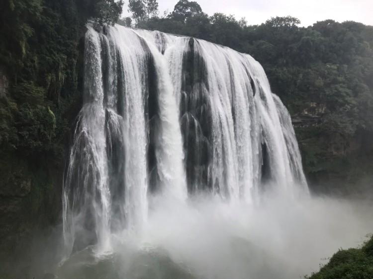 貴州黃果樹大瀑布