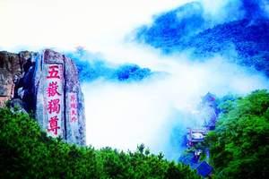 淄博旅行社到泰山休闲一日 淄博到泰安泰山祈福一日游