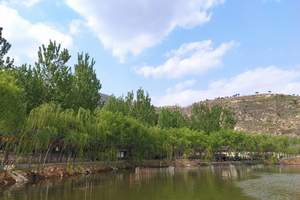 济南周边旅游目的地-马套将军山自驾旅游