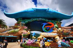 春节去广州长隆疯狂动物城_珠海梦幻海洋世界_寻味美食6日