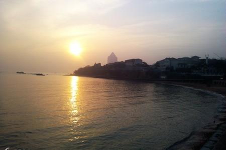 济南去日照赶海-划龙舟、东夷小镇二日游'日照海边旅游推荐'