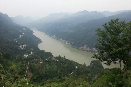 奉节到宜昌长江三峡三日游(游船往返,全程白天看三峡)
