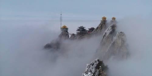 济南到郭亮村+万仙山旅游【大巴】2日游 每周六定期发团