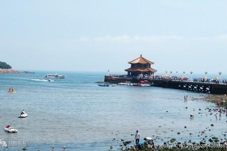 乐享山东—青岛特色旅游线路【灵山岛、双珠公园、黄岛金沙滩】二日游