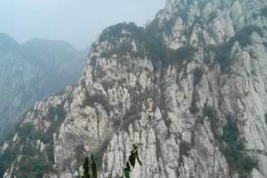 登封嵩山世界地质公园