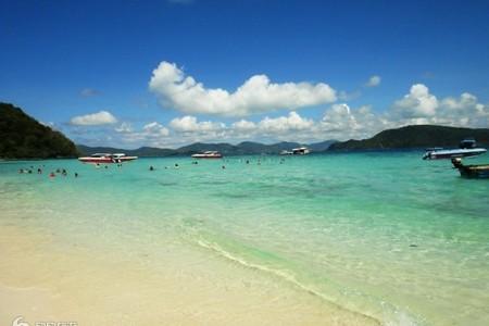 济南到泰国曼谷+普吉岛【尊爵畅享 0自费】VIP私人双体帆船