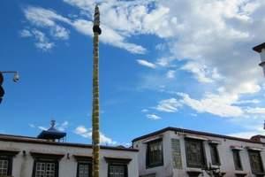 西藏拉萨八廓街