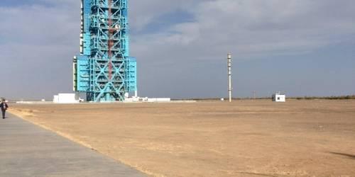 酒泉衛星發射中心