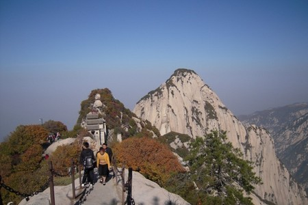 广州双飞 西安+秦始皇+兵马俑博物馆+太白山+壶口瀑布五天游