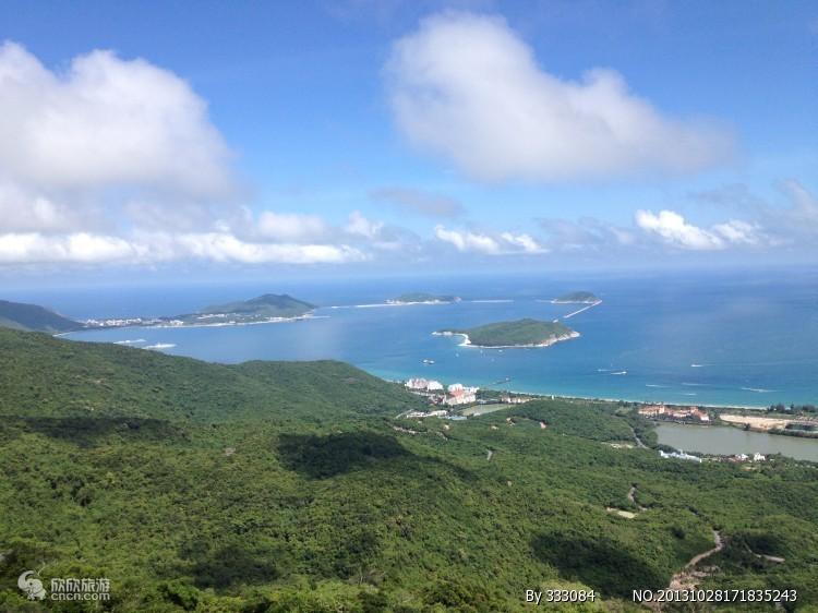 亚龙湾图片