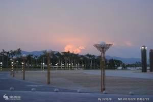 海南双飞五天游,蓝海铂金全景-蜈支洲+槟榔谷+爱立方+南山