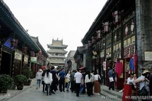 北京到山西2日游晋祠平遥古城乔家大院山西旅游首选线路高铁往返