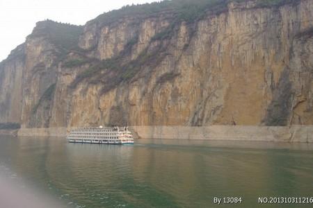 世纪辉煌游轮  宜昌到重庆三峡游轮5日游