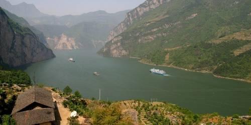 两坝一峡豪华游船三峡号系列一日游 宜昌乘船到三峡大坝一日游