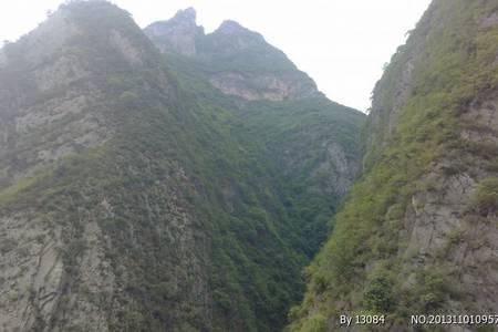 宜昌到重庆长江三峡、小三峡或神女溪快捷二日游