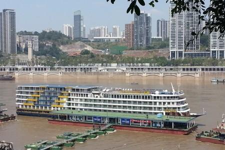 美维凯蒂号 宜昌到重庆凯蒂号 三峡游轮5日游