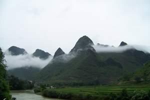 北京出发到巴马旅游线路|桂林山水之美探巴马养生之秘单飞八日
