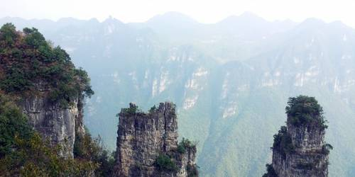 柴埠溪国家森林公园