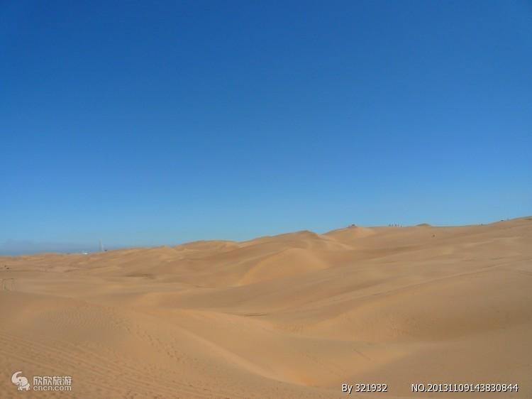 响沙湾图片