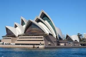 北京到澳大利亚新西兰12天 澳新凯品质跟团游 澳洲凯恩斯旅游