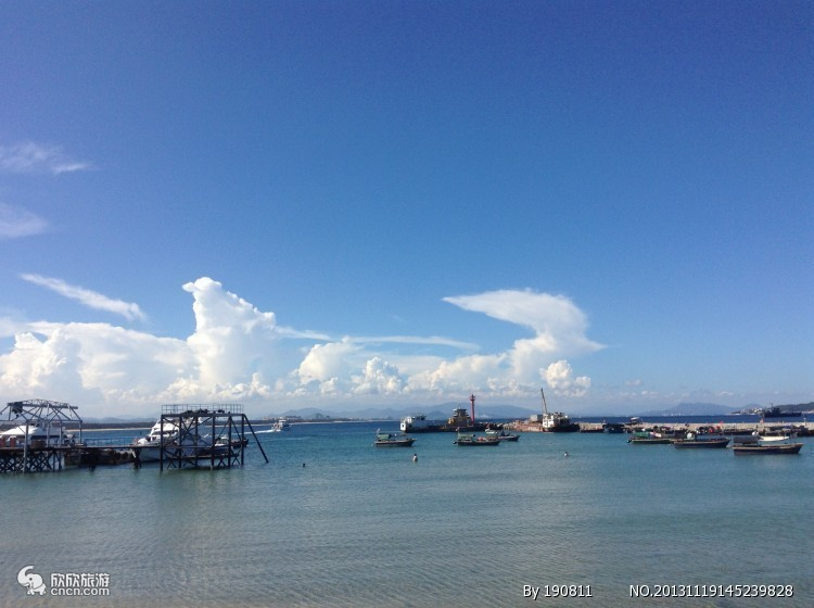 蜈支洲岛图片