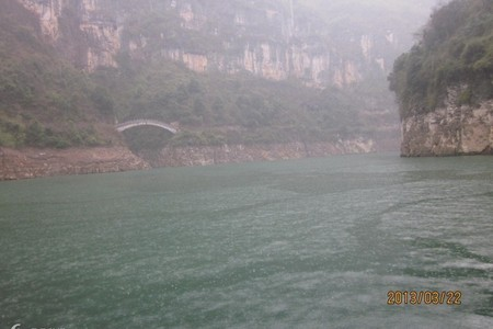 重庆到三峡旅游美国维多利亚系列下水单程4日游