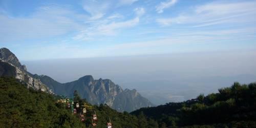 廬山五老峰