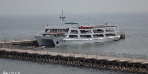长城号游船