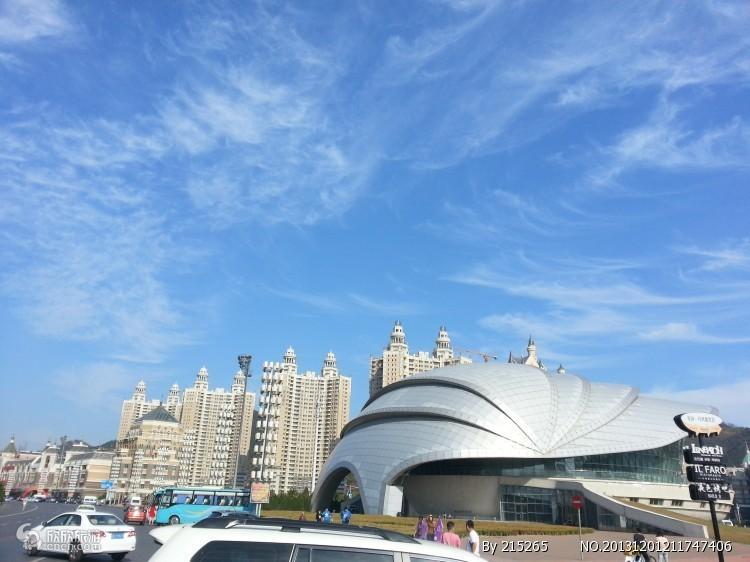 星海广场贝壳博物馆