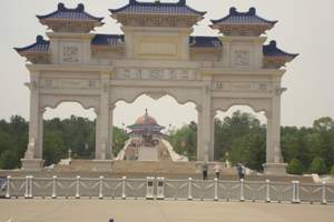 成吉思汗陵旅游区