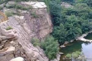 青岛崂山北九水风景区