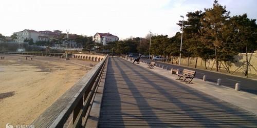 市海滨步行街