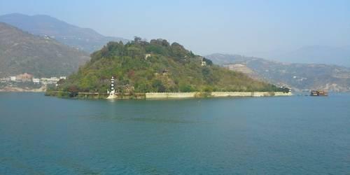 观三峡旅游宜昌到巫山奉节三峡三日游(车去船回)