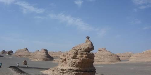 敦煌雅丹地质公园