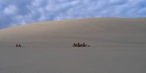 騰格里沙漠