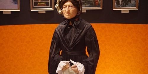 杜莎夫人蜡像馆