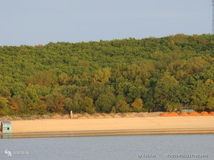 镜泊湖图片