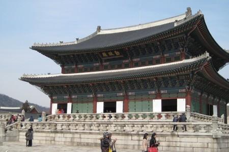 重庆到韩国首尔济州江原道五日游|机票|旅游|自由行景福宫线路