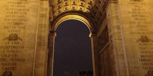 巴黎凯旋门
