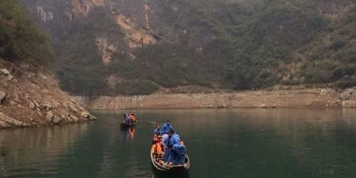 神农溪漂流