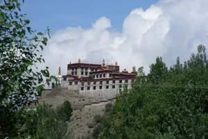 西藏山南雍布拉康